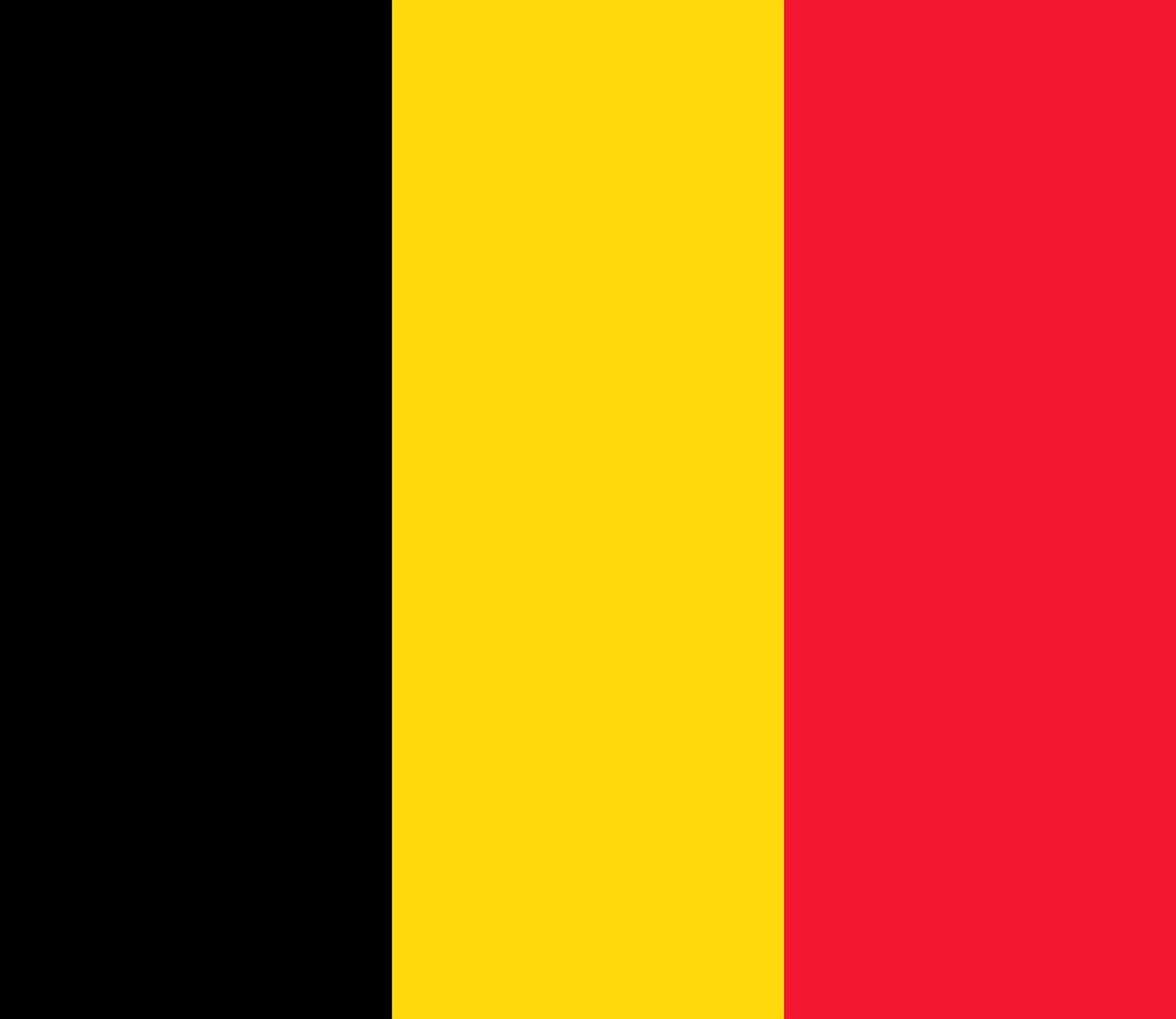 Manifestacje przeciw unikających podatków w Belgii
