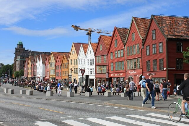 Norweskie płace przyciągają polskich emigrantów