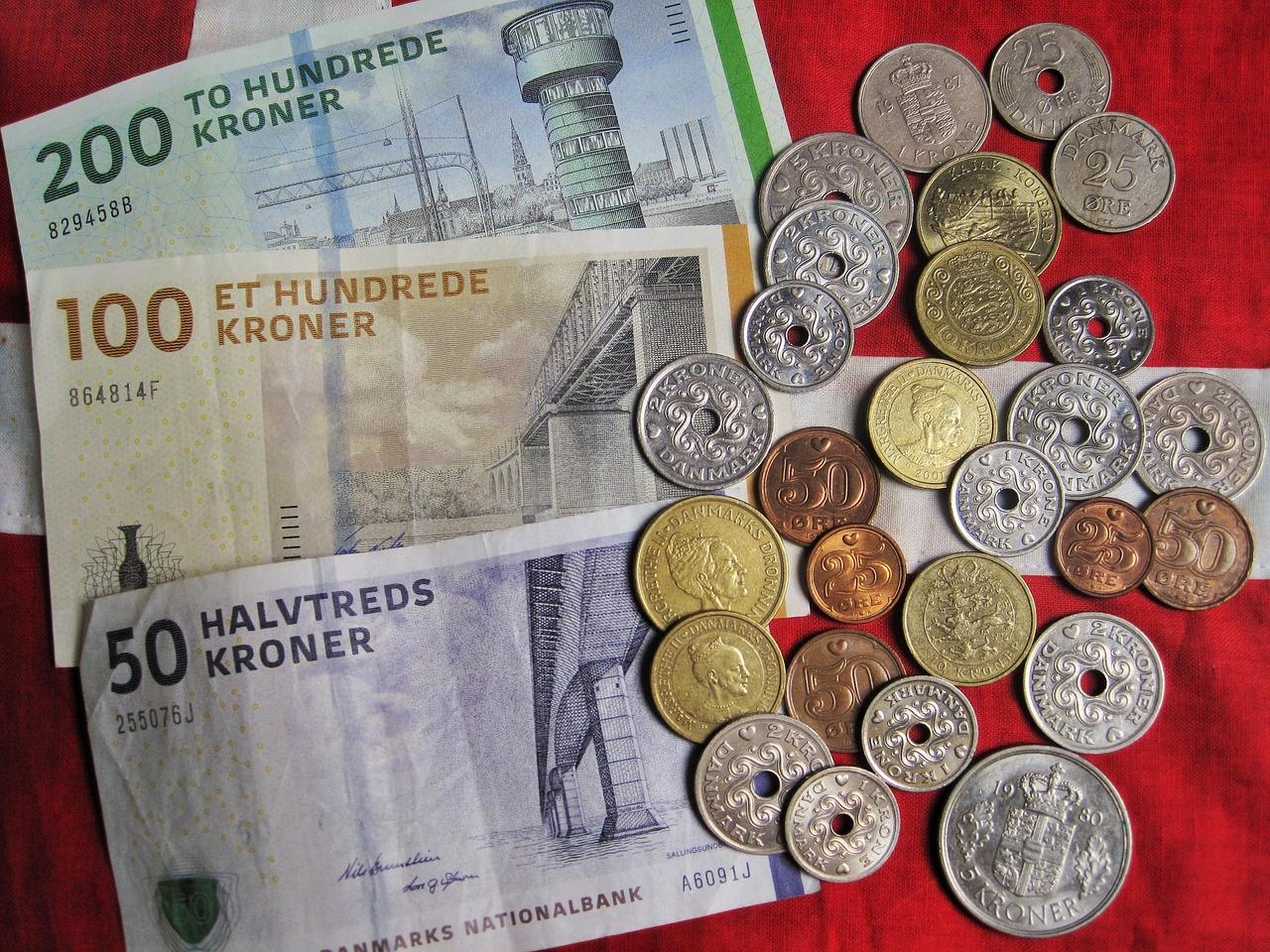 Rejestracja konta bankowego w duńskim NemSystem