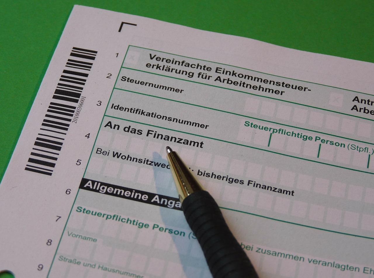 Lohnsteuerbescheinigung – tłumaczenie, czyli dokument niezbędny do rozliczenia podatku z Niemiec część II